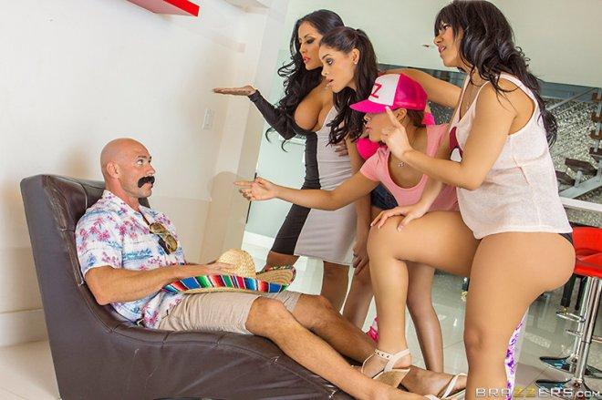 Kiara mia групповое порно