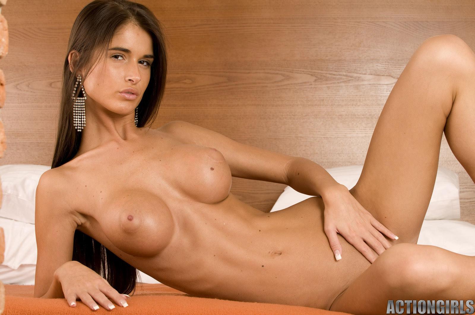Обнаженная порнозвезда Samantha Jolie смотреть онлайн 3 фото